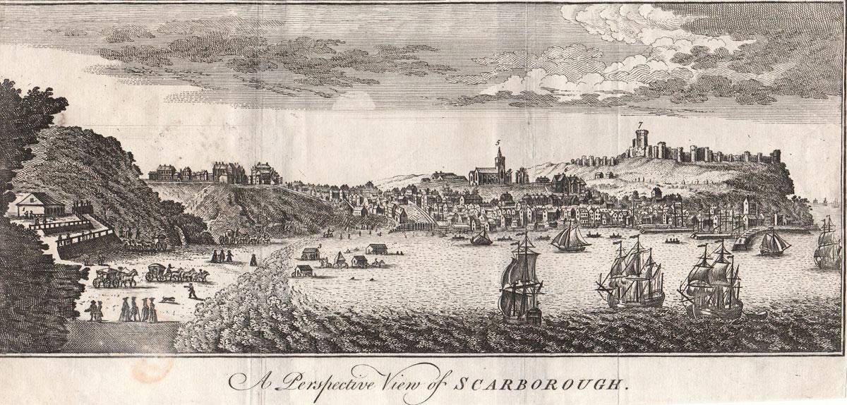 Scarborough South Bay - Historic