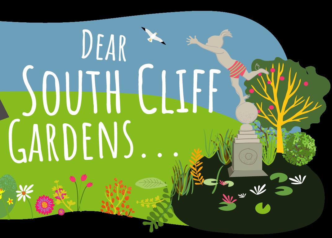 Dear South Cliff Gardens Banner